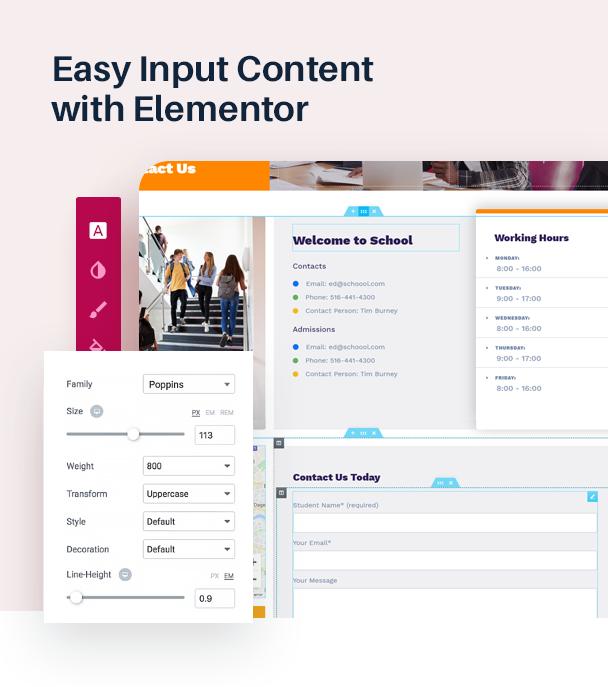 EdSchool - Education Template Kit - 4