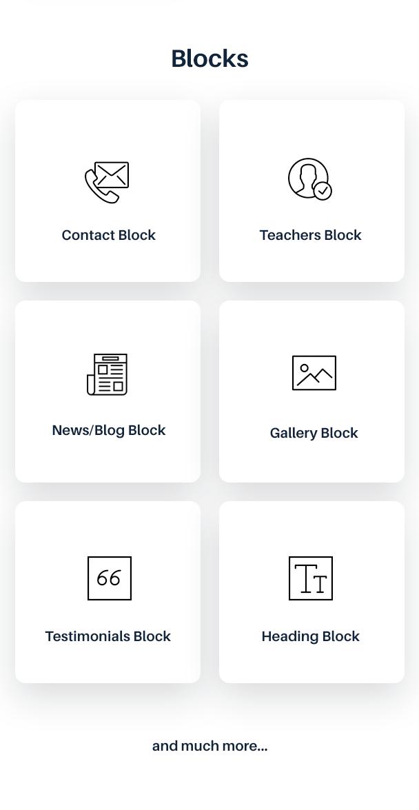 EdSchool - Education Template Kit - 5